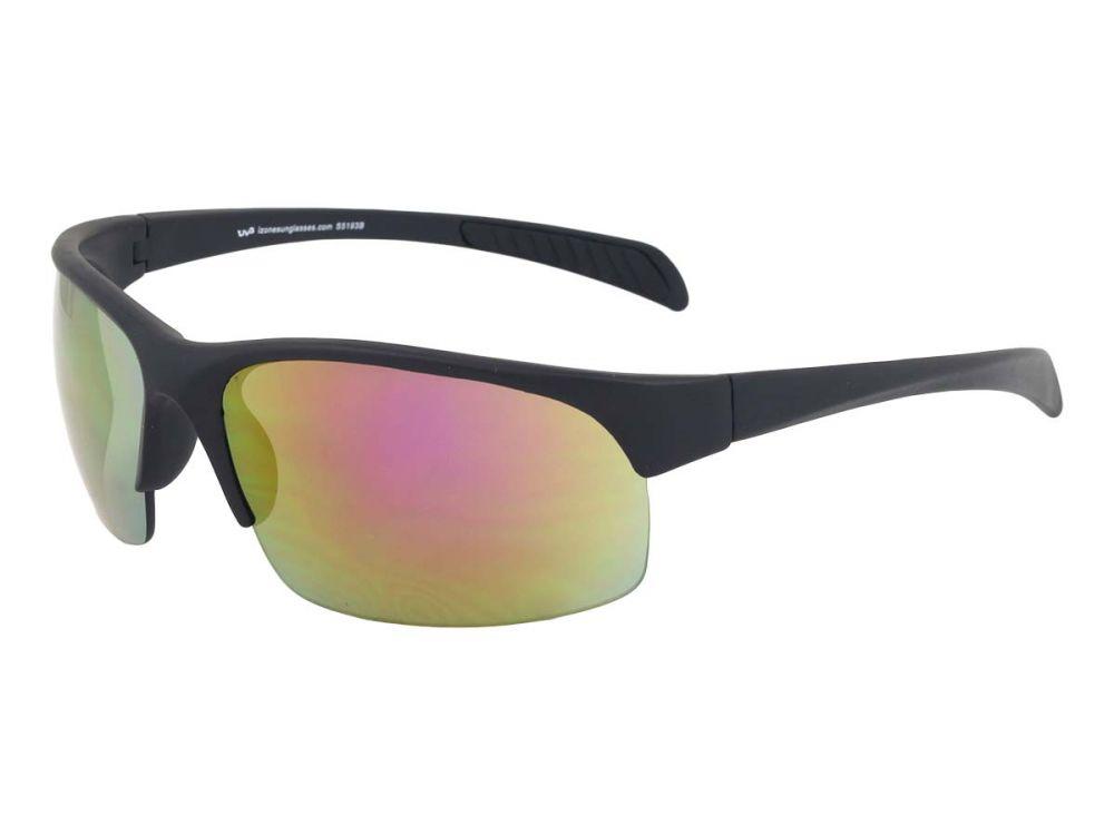 8168d1c0f352 UV3 Black Frame Sport UV400 Lens